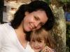 Emelie mit Mama